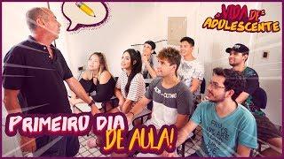 Video PRIMEIRO DIA DE AULA!! - VIDA DE ADOLESCENTE #7 [ REZENDE EVIL ] MP3, 3GP, MP4, WEBM, AVI, FLV Maret 2018