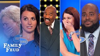 Video Family Feud's BEST BLOOPERS and EPIC FAILS!!! | Part 9 MP3, 3GP, MP4, WEBM, AVI, FLV Maret 2019