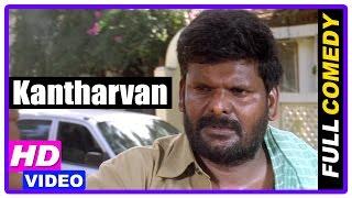 Video Kantharvan Tamil Movie | Full Comedy Scenes | Kathir | Honey Rose | Ganja Karuppu MP3, 3GP, MP4, WEBM, AVI, FLV Desember 2018