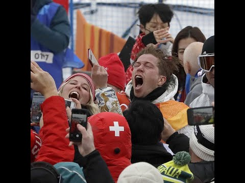Guts and Grace Under Pressure Propel Shaun White to One More Moment of Glory