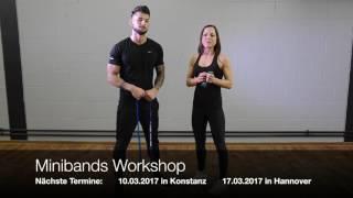 Neu im Programm unser Minibands Workshop!!!!Anmeldung und Informationen unter:www.personal-trainer-ausbildungen.de/kurs/miniband-workshop/
