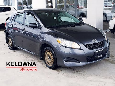 Pre-Owned 2013 Toyota Matrix 4DR WGN FWD AT