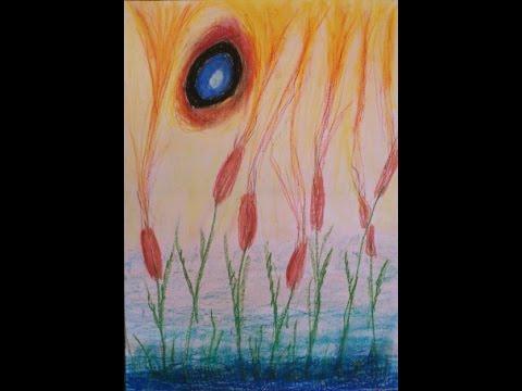 Tipps für Anfänger der Acrylmalerei (15): Mit dem Malen beginnen