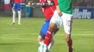 DALE ME GUSTA SI CREES QUE ESE CHILENO QUERIA PROBAR EL CHILE NACIONAL Estados Unidos vs Mexico 2-0 GOAL...