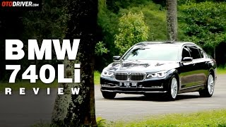 Video BMW Seri-7 2016 Review Indonesia | OtoDriver (Part 1/2) MP3, 3GP, MP4, WEBM, AVI, FLV Mei 2017