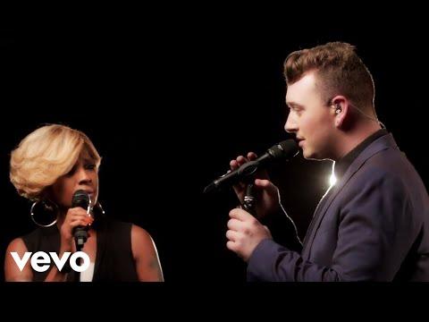 Tekst piosenki Sam Smith - Stay With Me (feat. Mary J Blige) po polsku