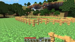 Minecraft Oldschool #7: skkf farmer