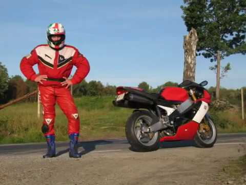Superbike Aprillia RSV Mille SP Bimota SB8R Ducati 851 SP3 WSBK SBK AMA SUPERBIKE 1988 2002