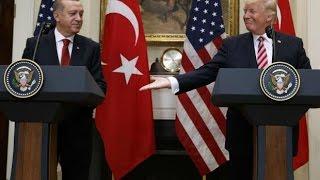ترحيب وحفاوة كبيرة أبداها ترامب بضيفه أردوغان.. لكن ماذا عن النتائج؟