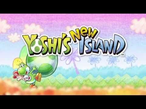 Yoshi's New Island OST Soundtrack FULL 3DS