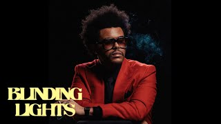 [팝송가사해석/Lyrics] Blinding Lights - The Weeknd (위켄드)