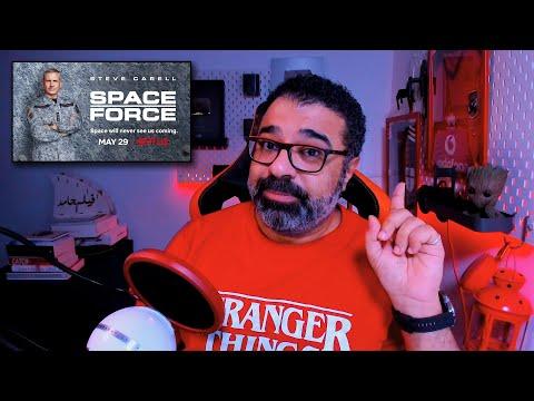 مراجعة الموسم الأول من Space Force