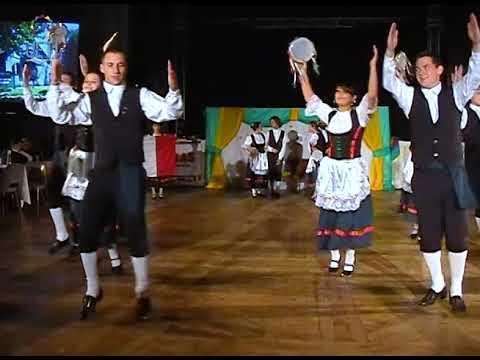 Baú de Memórias UETI - Baile 2010 - Italianos - Grupo Volare
