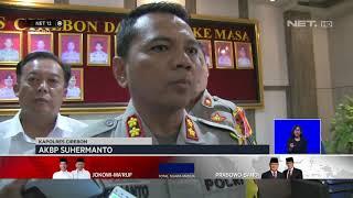 Video Polisi Tahan Pelaku Penyebar Ujaran Kebencian - NET12 MP3, 3GP, MP4, WEBM, AVI, FLV Mei 2019