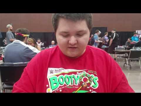 1st Place ARG St. Louis - Joel  White - Trickstars (видео)