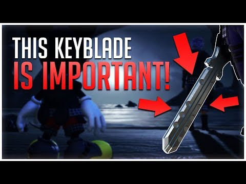 RIKU'S KEYBLADE IS VERY IMPORTANT! Kingdom Hearts 3 Theory