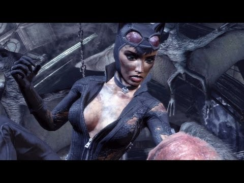 Batman Arkham City - Catwoman Ending / Episode 4 - Walkthrough Part 39 (Gameplay & Commentary)