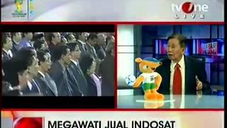 Video Megawati Jual Indosat Dengan Alasan Krisis Dipertanyakan MP3, 3GP, MP4, WEBM, AVI, FLV Desember 2018