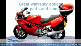 4. Ducati ST3 Overview | Motorcycles for Sale from SoManyBikes.com