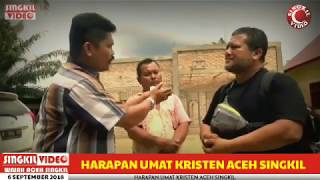Video HARAPAN KRISTEN ACEH SINGKIL ( JILID 3 ) MP3, 3GP, MP4, WEBM, AVI, FLV Oktober 2018