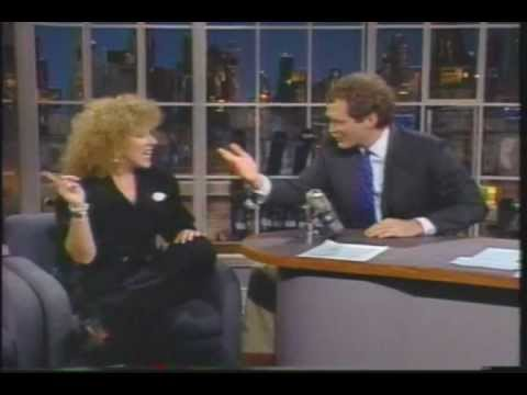 Elayne Boosler - Talks to 