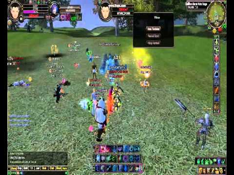 Perfect World indonesia server air 2010