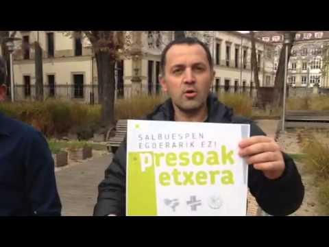 Eskuz-esku, pasa testigua: abenduak 20, manifestaziora