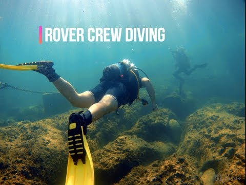 Marsa Scouts Rover Crew Scuba Diving Activity_Búvárkodás