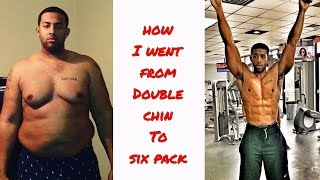 140 LB Body transformation - Fat To Fit - Amazing Fitness Transformation