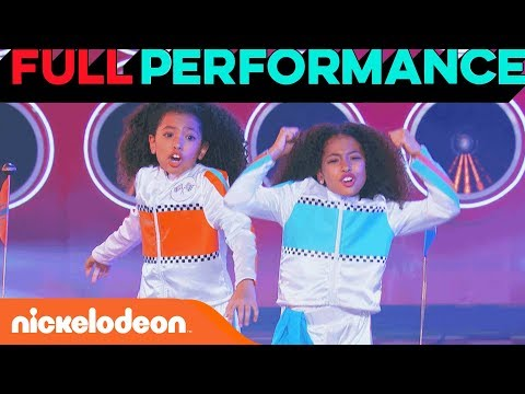 """Mirabelle & Anais Perform """"I Love It"""" by Icona Pop 🏁   Lip Sync Battle Shorties   Nick"""