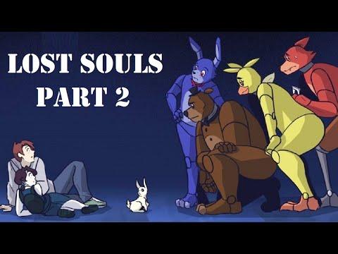 Lost Souls Part 2【 FNAF Comic Dub - Five Nights at Freddy's 】