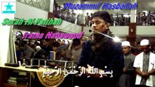 terbaru!!!! Irama Nahawand Surah Al-Fatihah Oleh Muzammil Hasballah Video