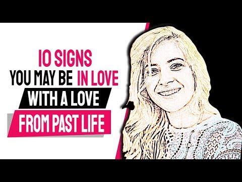 10 tekenen dat je verliefd bent op een geliefde uit een vorig leven