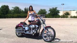 8. Used 2007 Harley Davidson Softail Deuce Motorcycles for sale - Crystal River, FL