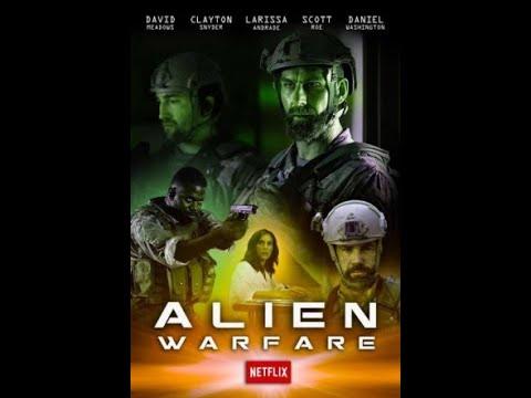 Alien Warfare 2019 Film complet HD مترجم