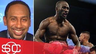 Video Stephen A. and Teddy Atlas react to Terence Crawford vs. José Benavidez   SportsCenter MP3, 3GP, MP4, WEBM, AVI, FLV Mei 2019