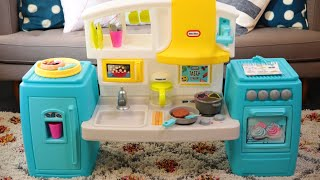 Get Cooking with the Little Tikes Bake 'n Share Kitchen by Tasty