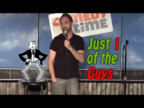 Comedy Time - Stand Up Comedy by Darren Capozzi – Just One of the Guys