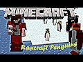 Minecraft Mody - Rancraft Penguins (PINGWINY w Minecraft!!!)