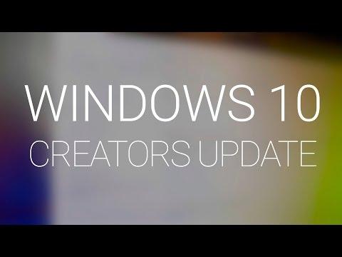 ОБЗОР Windows 10 Creators Update
