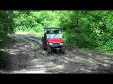 Landmaster - We took an American SportWorks Landmaster LM650 utility vehicle to Thrashing Trails, in Xenia, Ohio, to test our new electric fuel pump upgrade. While we wer...