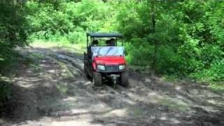 4. Landmaster LM650 Test at Thrashing Trails