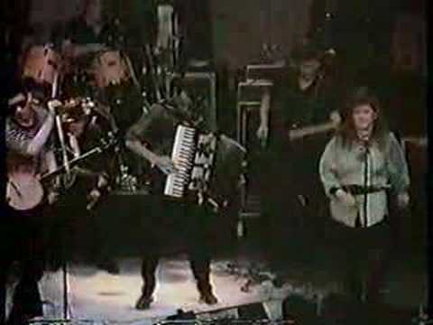 """Fairytale of New York"" - The Pogues and Kirsty MacColl"