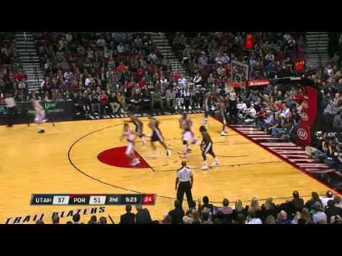 Utah Jazz 114 – Portland Trail Blazers 120