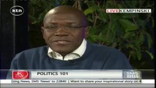 There are more watchmen in Kenya than ever before! Senator Khalwale angered