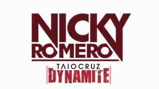 Taio Cruz - Dynamite (Nicky Romero Bootleg)