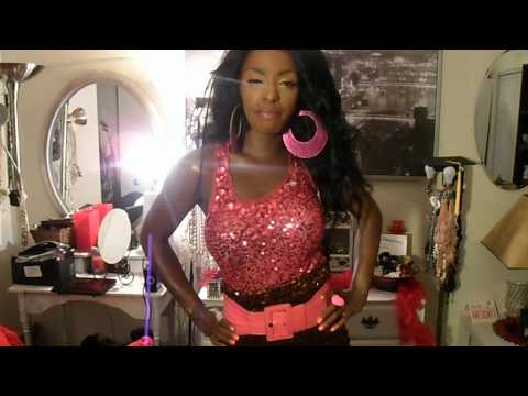 """Erika Berry singing Destiny's Child """"Now that she's gone"""""""