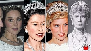 Video How Royals Recycle Tiara As Kate And Camilla Both Wear Historic Tiaras To Glittering Palace Dinner MP3, 3GP, MP4, WEBM, AVI, FLV April 2018