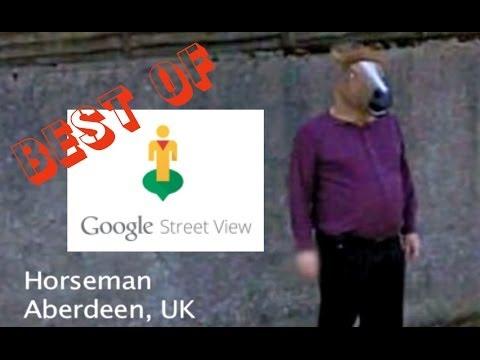 Co všechno nafotil Google Maps