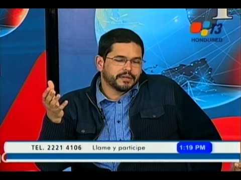 Rene Centeno - Programa Perfiles de Canal 13 - Diciembre 2014